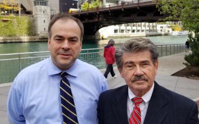 Cook County Clerk David Orr Endorses Progressive Democrat Fritz Kaegi