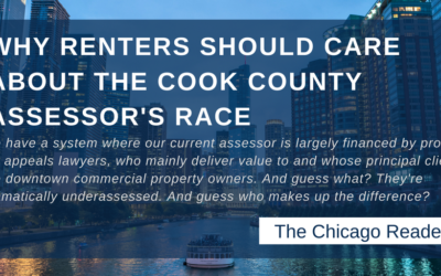 Why renters should care about the Cook County assessor's race